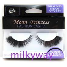 beauty makeup tools professional mink eyelashes 100% siberian hand made horse eyelash