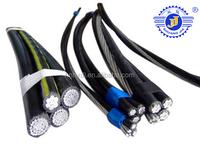 High quality Duplex/Triplex/Quadruplex ABC Cable Service Drop Cable