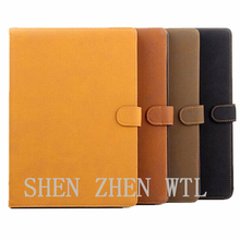 high quality retro leather case for ipad air