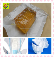 Healthy And Clean Hot Melt Adhesive For Panty Diaper