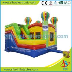 2015 GMIF6233 Entertainment park popular wholesale commercial bounce houses