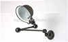 Modern Wrought Iron Wall Lamp Adjustable Frame Wall Sconce Lighting