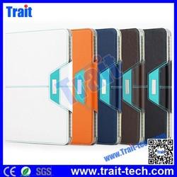 ROCK Excel Series Smart T-Shape Leather Case for iPad mini2 Retina/iPad mini iPad Mini 3 with wholesale price