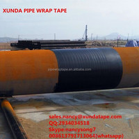 prevent steel tube rusting polyethylene wrapping tape