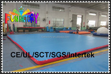 Factory lower price inflatable air track for gym
