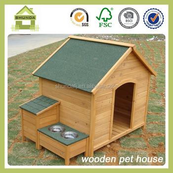 SDD0405 handmade dog kennel for sale