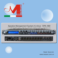 Best Sound Quality Processor Digital Crossover