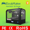 3D Printer,DUPLICATOR four With 2 Extruder printing 3d material object