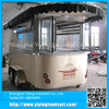 YY-CR300 2015 China supplier commercial Street mobile Customized crepe cart