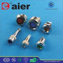 Daier dual color solder terminal indicator lighting