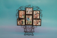 Hot sale Iron Wire Tree Collage Picture Photo Frame