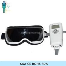portable best anti-wrinkle mini manual far infrared air pressure vibrating electric mini beauty eye care massager