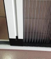 aluminum folding doors/fiberglass screen door/interior folding doors