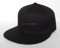 Acrylic blank snapback hats bulk