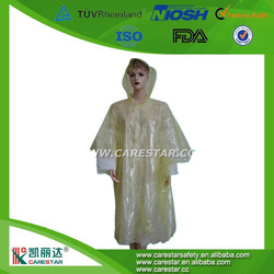 factory wholesale plenty emergency rainwear/raincoat