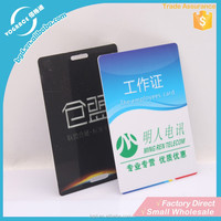 competitive price amazing quality plastic business cards