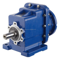 Mechanical Power Transmission Industrial Mechanical PC Motor Helical Electric Gearbox