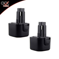 New 9.6V NI-CD 1500mAh Replacement Power Tool Rechargeable Battery for Dewalt Cordless Drill DE9036 DE9061 DE9062 DW9061 DW9062