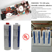 TC-110-LV thermal conductive silicon adhesives (UL certification) sealant for Sealing and bonding for Power conversion