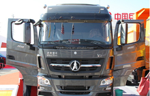 Power Star 6x4 380hp tractor trailer axle truck with Weichai Engine