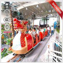 long track theme park equipment sliding dragon cheap roller coaster for sale