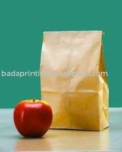 2014 brown paper bag,brown bag,lunch bag
