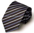 La moda corbata de seda pura de