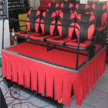 Hot sale good price hydraulic platform 5d cinema for sale