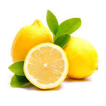 farm fresh lemon/citrus fruit