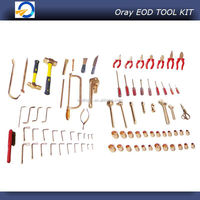 Non-magnetic 85 Piece EOD Tool Kit