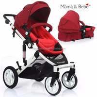 Europe Standard MamaBebe Baby Stroller 3 in 1