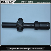 Shockproof Waterproof higher accuracy huntting riflescope