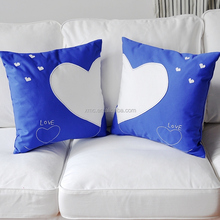 Wholesale latest printed sofa decorative lovers pillow/ Floor throw pillow filling cotton