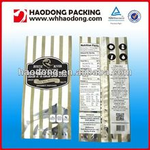 chinese factory custom plastic aluminium foil pouch