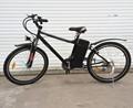 Barato montanha bicicleta elétrica / aço bicicleta de montanha