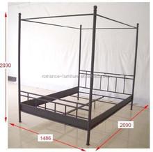 metal tube bed frame metal bunk bed frame for adult B039