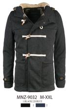 Glo-story wool viscose fabric jacket