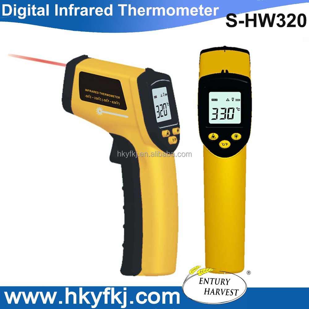 Digital Measuring Instrument : Digital measuring instrument laser gun surface high
