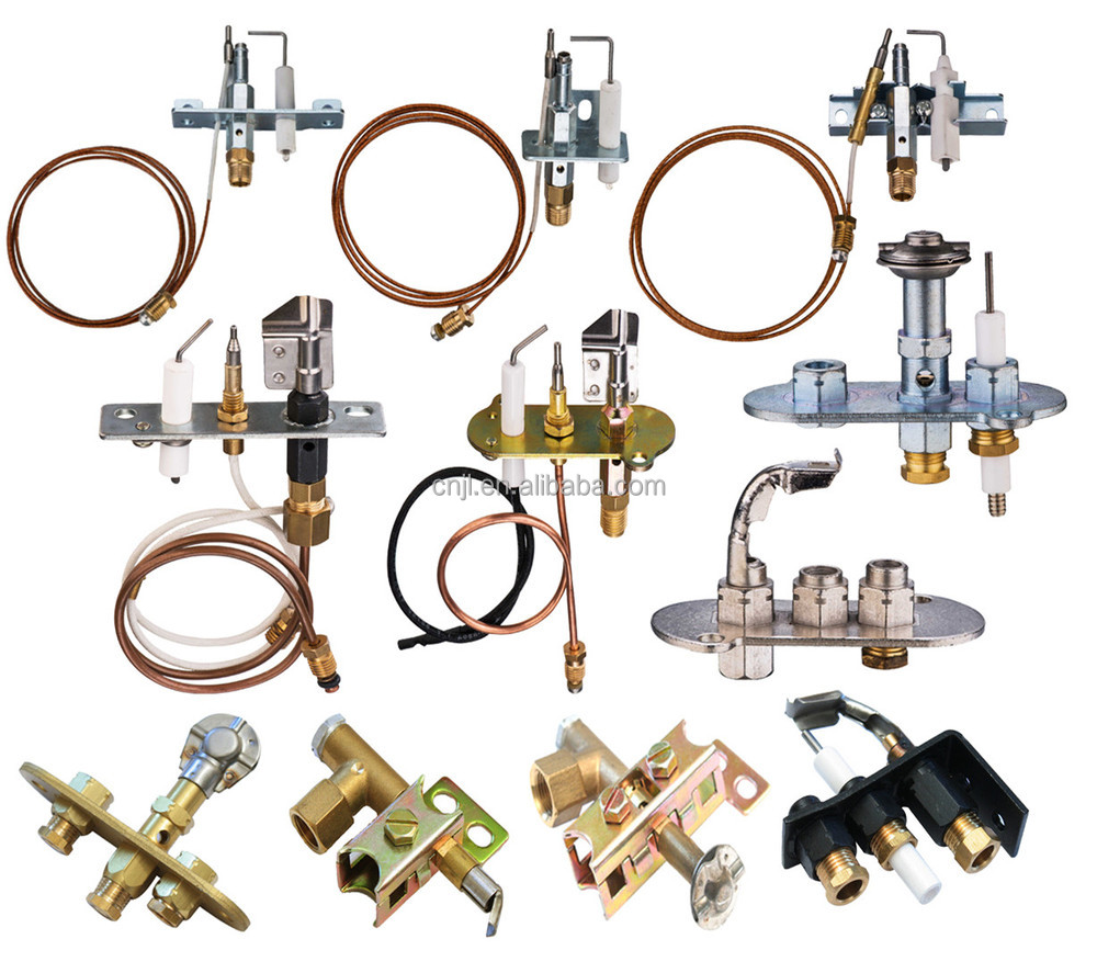Gas Pilot Burner In Gas Fireplace Gas Pilot Assembly Buy