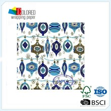 New brand and Customized Types of Gift Wrapping Paper Roll at the competitive price