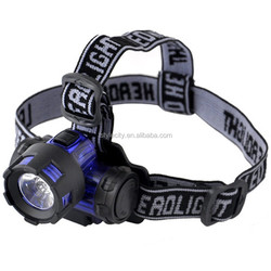 ABS bike headlight led head light, led head lamp light bike, kids led head torch lamp
