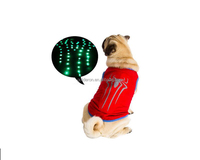 Factory Price Good Quality To Door Delivery LED Light Jacket for Dog Wholesaler from China