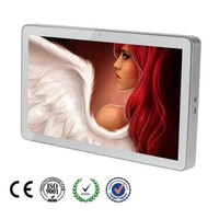"""23.6"""" Shopping Mall Advertising LCD Touchscreen Android Wall Display"""