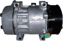7H15 7980 auto compressor for Scania cars, OEM: 1376998, truck air conditioning system
