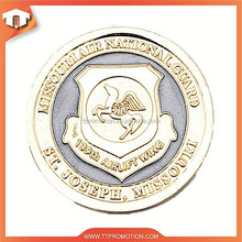 High quality custom metal old coin price