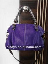light blue tote leisure lady bag