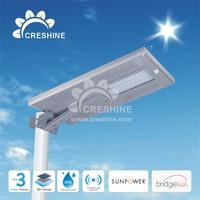 Waterproof IP65 Street Solar LED Light with Motion Sensor