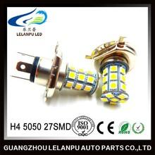 h4 5050 27SMD led headlight auto led lamp