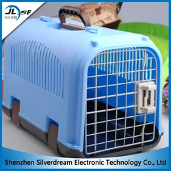 Hot selling china dog cage large plastic dog cage