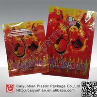 New Flamingo herbal incense bag/Top zipper potpourri bag/Spice smoking aluminum foil bag
